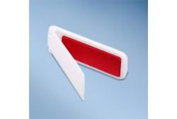 Sammenklappelig kludbørste antistatisk, plast