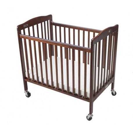 Lastevoodi (kokkupandav), tumepruun