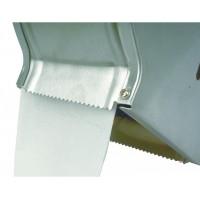 Jumbo metallist WC-paberi dosaator (400 m rull)