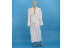 Frotee hommikumantel XL valge