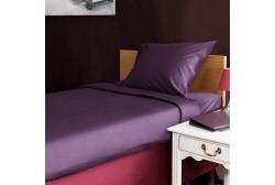 Dynebetræk 210*230 cm Violett 2-per.