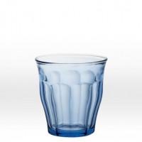 Sinine joogiklaas 25 cl, purunemiskindel