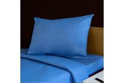 Pudebetræk 52*62 cm lysblå