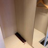 Skohorn af træ 38 cm, mørkebrun