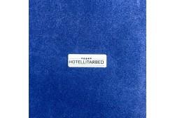 Tekstilmærkning med hot press klistermærke