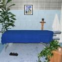 Frottèdyne blå 100*200 cm