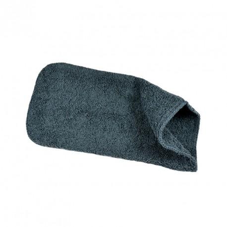 Massér handsker grå, frotté