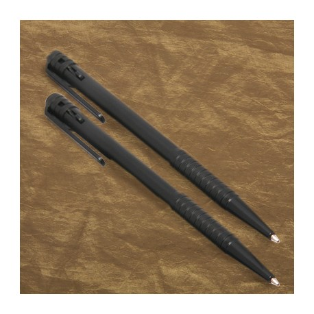Kuglepen plast (når logo), sort