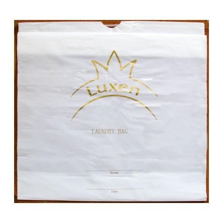 Vasketøjspose Luxen plast