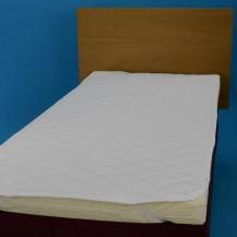Madrasbeskyttelse quiltet