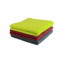 Farvet frottéhåndklæder 50*100 cm