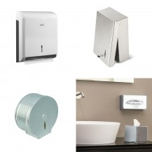 Dispensere til papir
