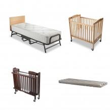 Ekstra senge og reservedele