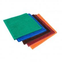 Farvet frottéhåndklæder 30*50 cm