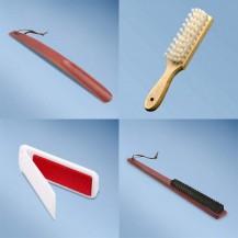 Skohorner / børster